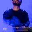 Fabrizio Allegrini pianista e tastierista dal vivo.