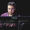 Fabrizio Allegrini pianista, tastierista e insegnante dal vivo.